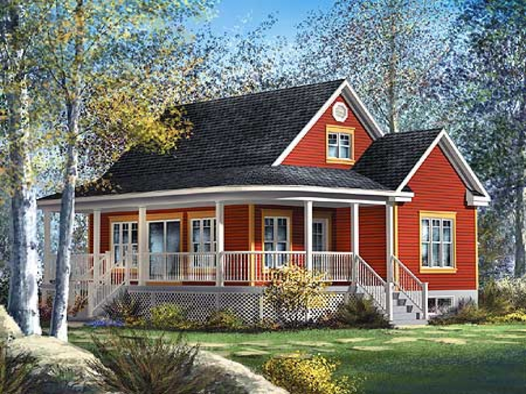 Cute Country Cottage Home Plans Country House Plans Small