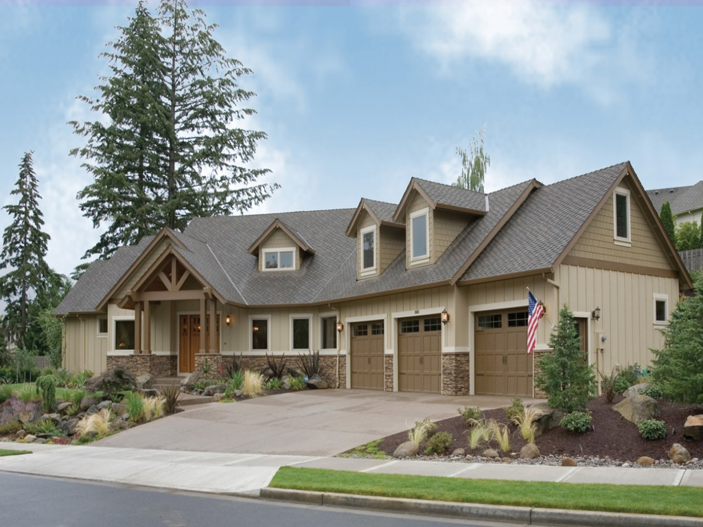 Craftsman style house floor plans craftsman style house for Craftsman style ranch house