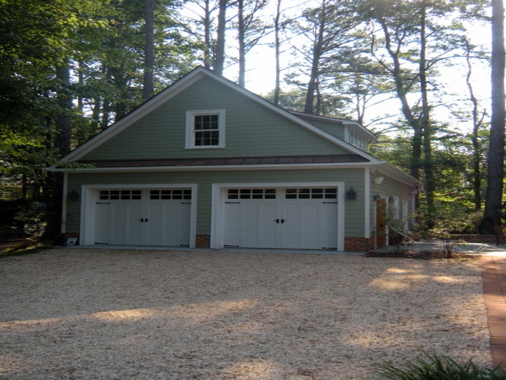 Small House Plans With 3 Car Garage Detached Garages