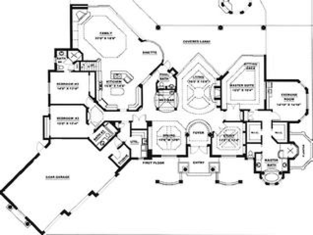 Minecraft House Designs Blueprints Cool House Floor Plans  Really Cool House Plans