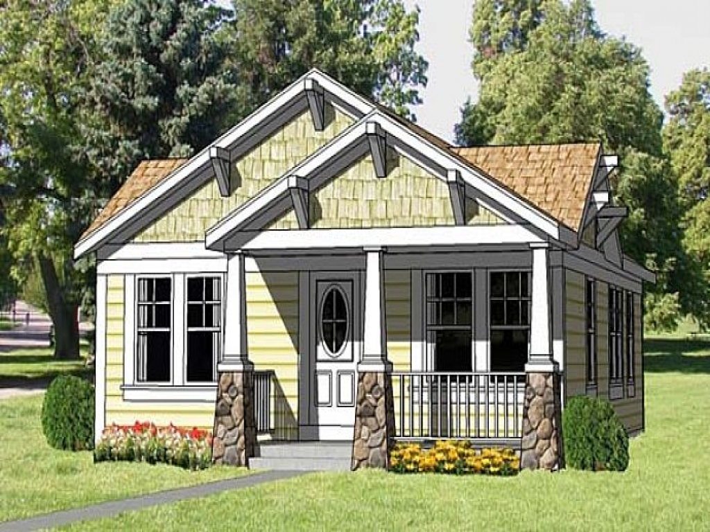 Small Craftsman Bungalow House Plans California Craftsman ...