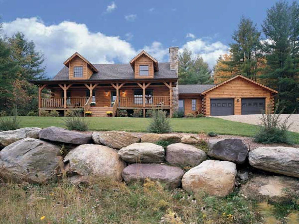 Mountain Log Homes Vermont Moosehead Log Homes Vermont