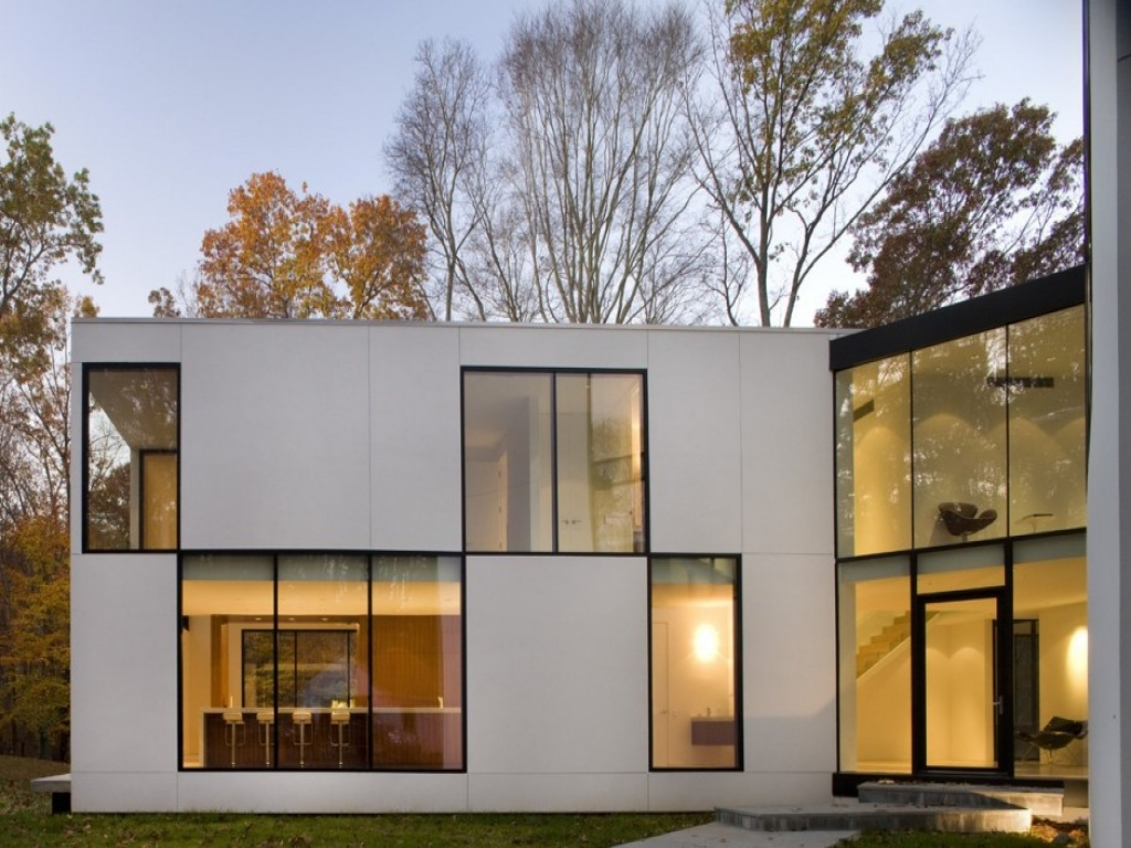Simple architectural house design residential - What architectural style is my home ...