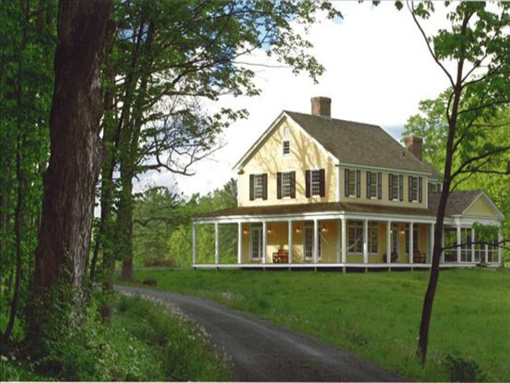 Traditional Ranch House Plans