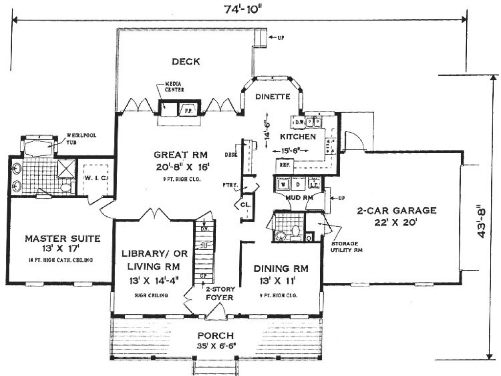 French country house plans eplanscom house plan for Country living house plans