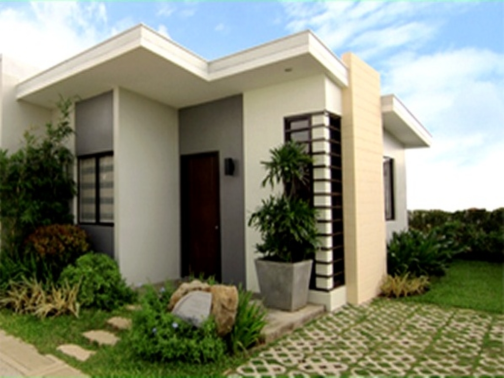 Small Home Plans: Budget Home Plans Philippines Bungalow House Plans