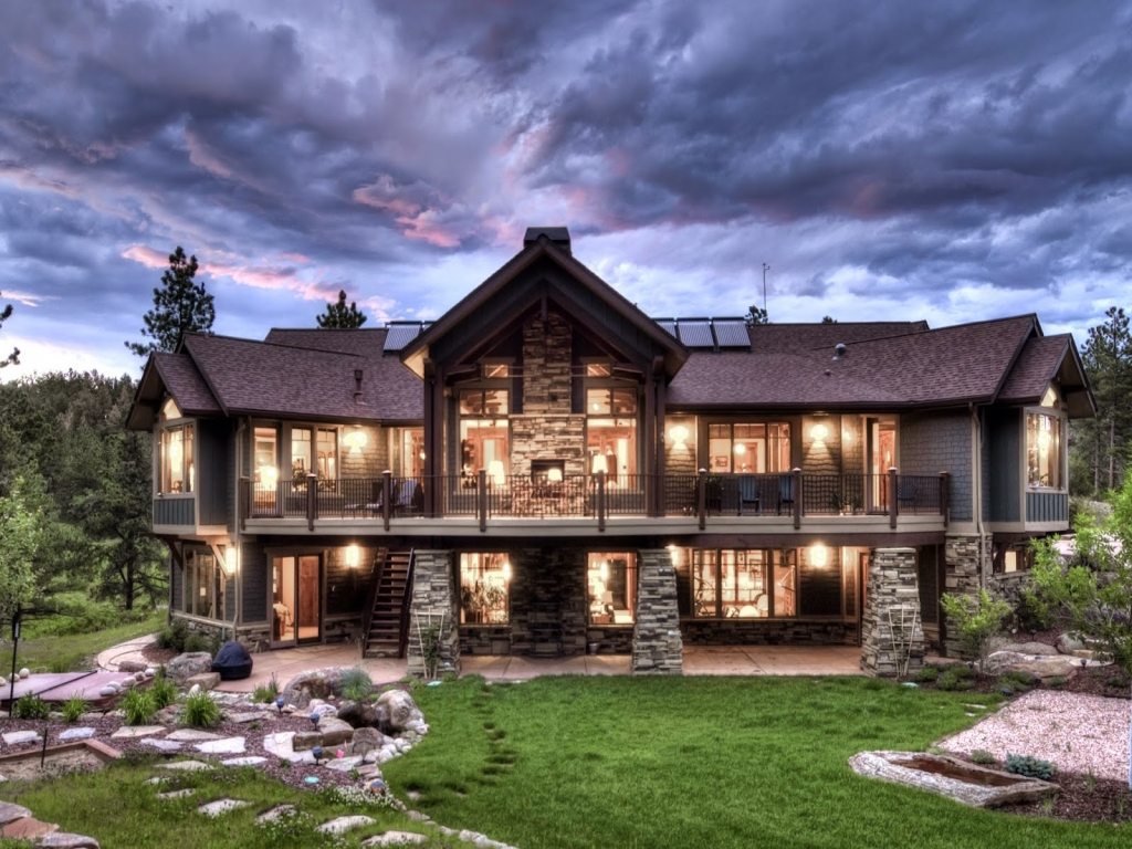 Craftsman House Plans Mountain Craftsman Style House Plans