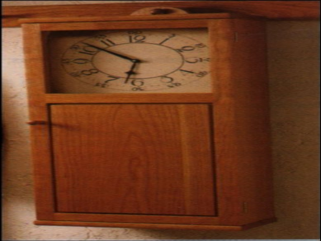 Shaker wall clock plans shaker style house plans for Shaker style house plans
