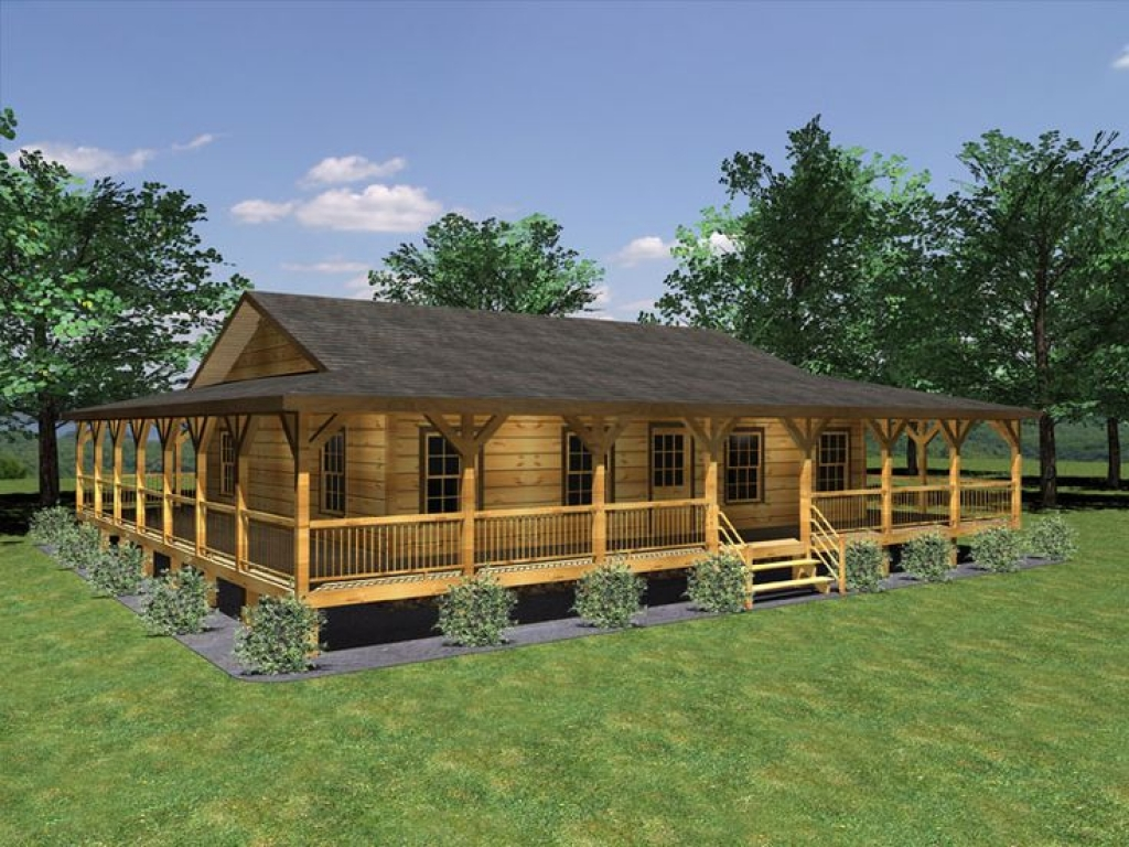 Very small house plans small home plans with wrap around for Very small cabin plans