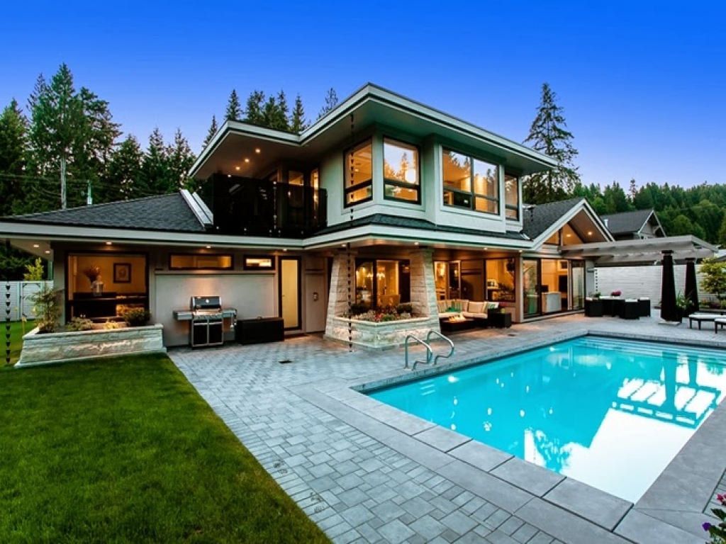 Most exclusive luxury homes california modern luxury homes for Home builders in canada