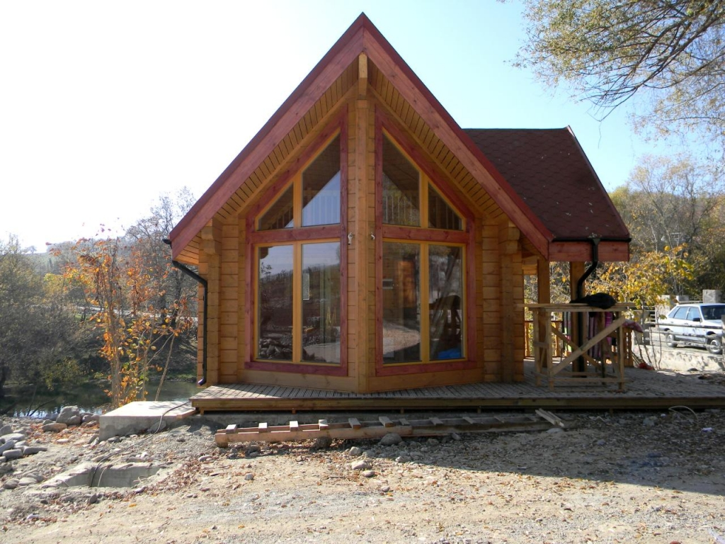 Beautiful log cabins luxury log cabin lake homes luxury for Luxury log cabin builders
