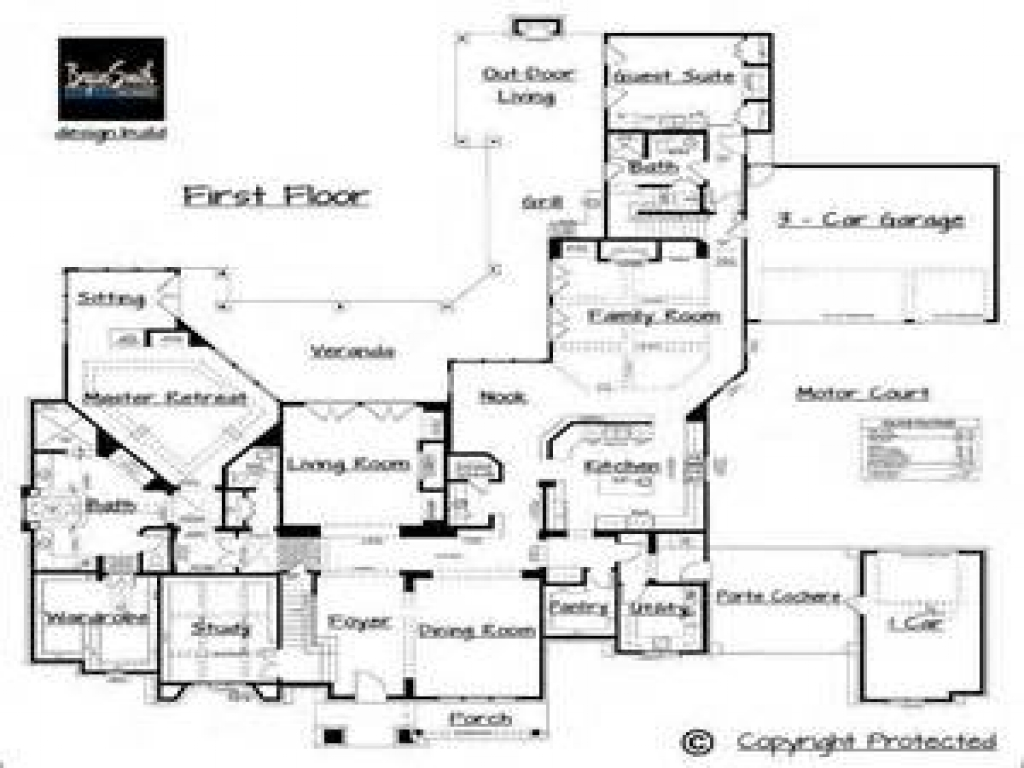 Million dollar homes in atlanta million dollar home floor for Atlanta house plans