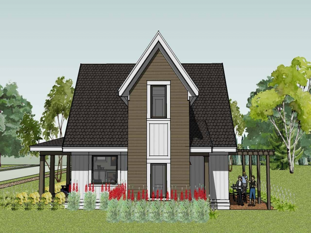 Best tiny house plans small home designs tiny romantic for Best tiny house plans