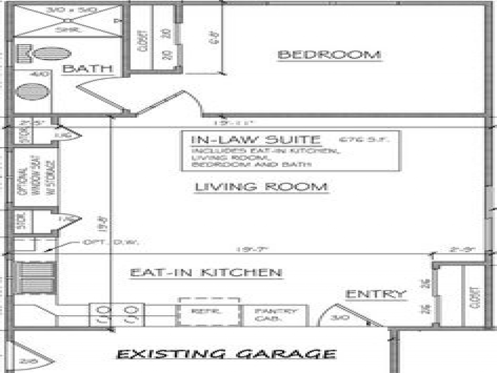 Mother in law addition plans mother in law cottages for House plans with mother in law wing
