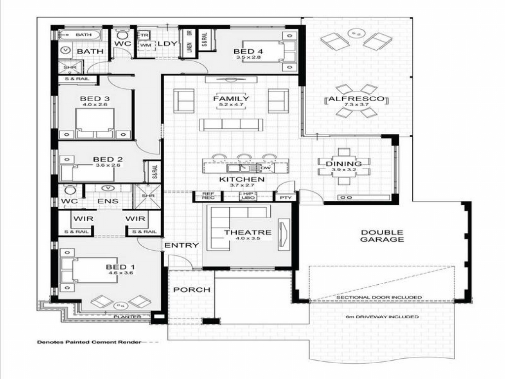 Amazing houses amazing small home floor plans amazing for Amazing building designs