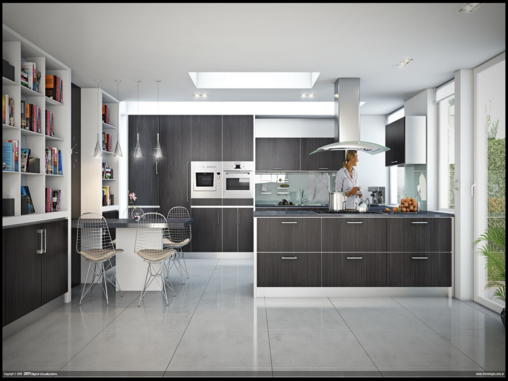 Modern kitchen design ideas different kitchen design ideas for Different kitchen ideas