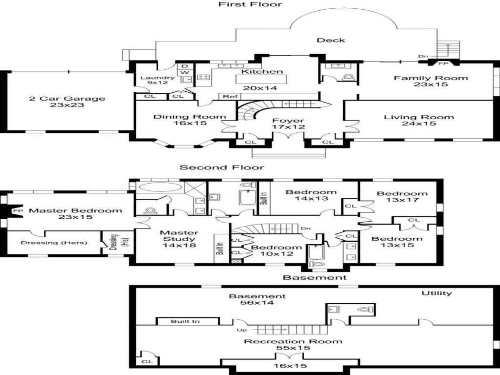 center hall colonial house plans center colonial floor plans center colonial 23265