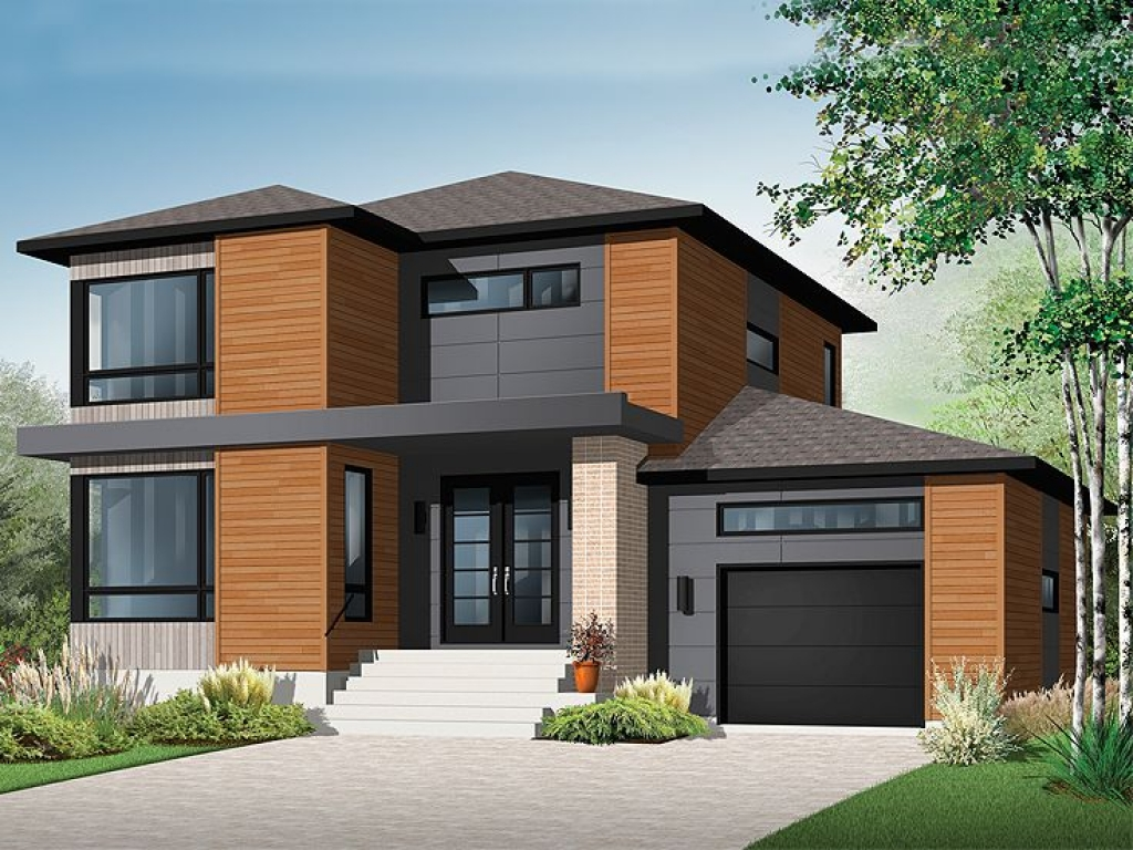 Nice 2 story house modern 2 story contemporary house plans for 2 story contemporary house plans