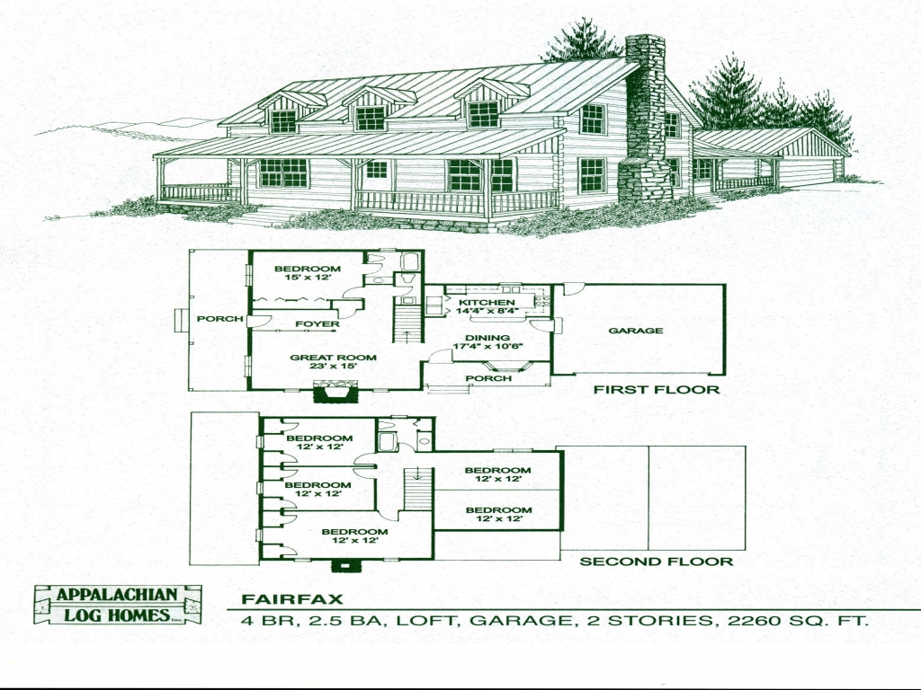 Traditional Log Cabin Floor Plans Rustic Cabin Plans