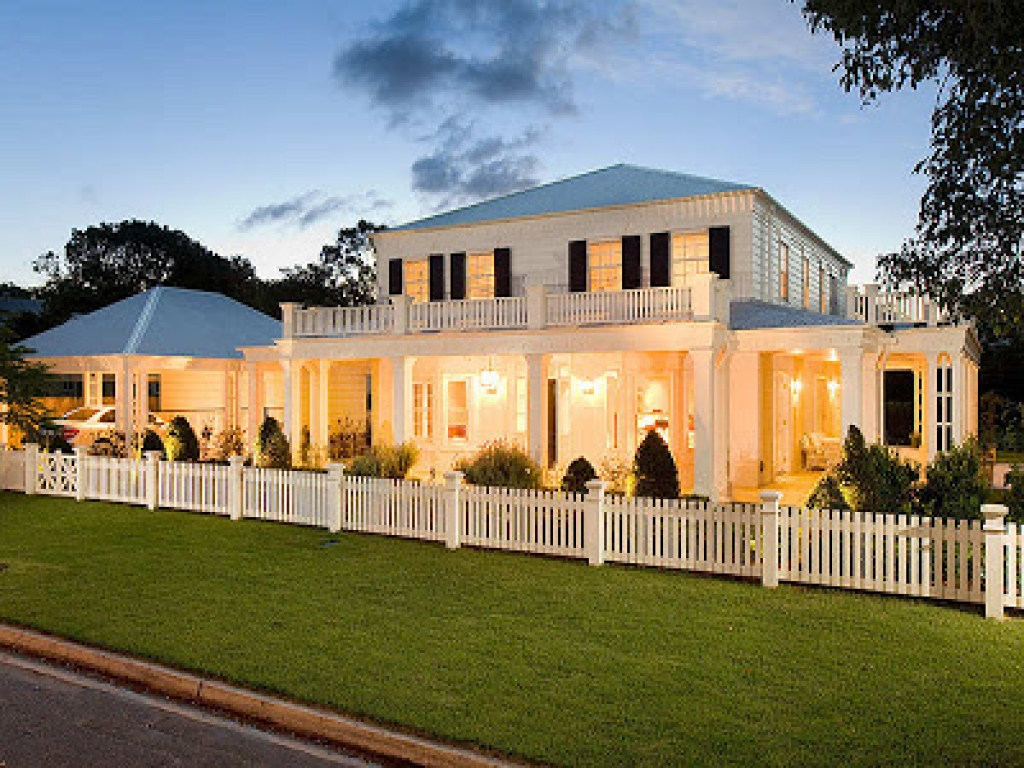 New England Style House Ranch Style Homes New England