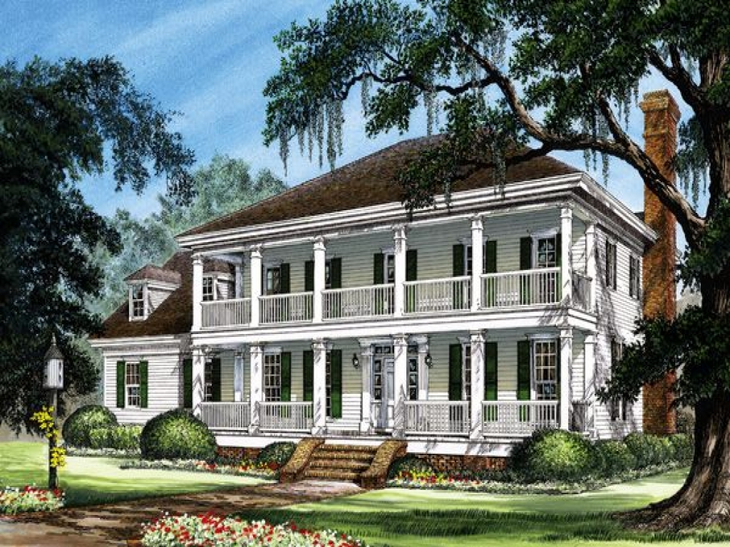 Southern country cottage house plans low country cottage for Low country farmhouse plans