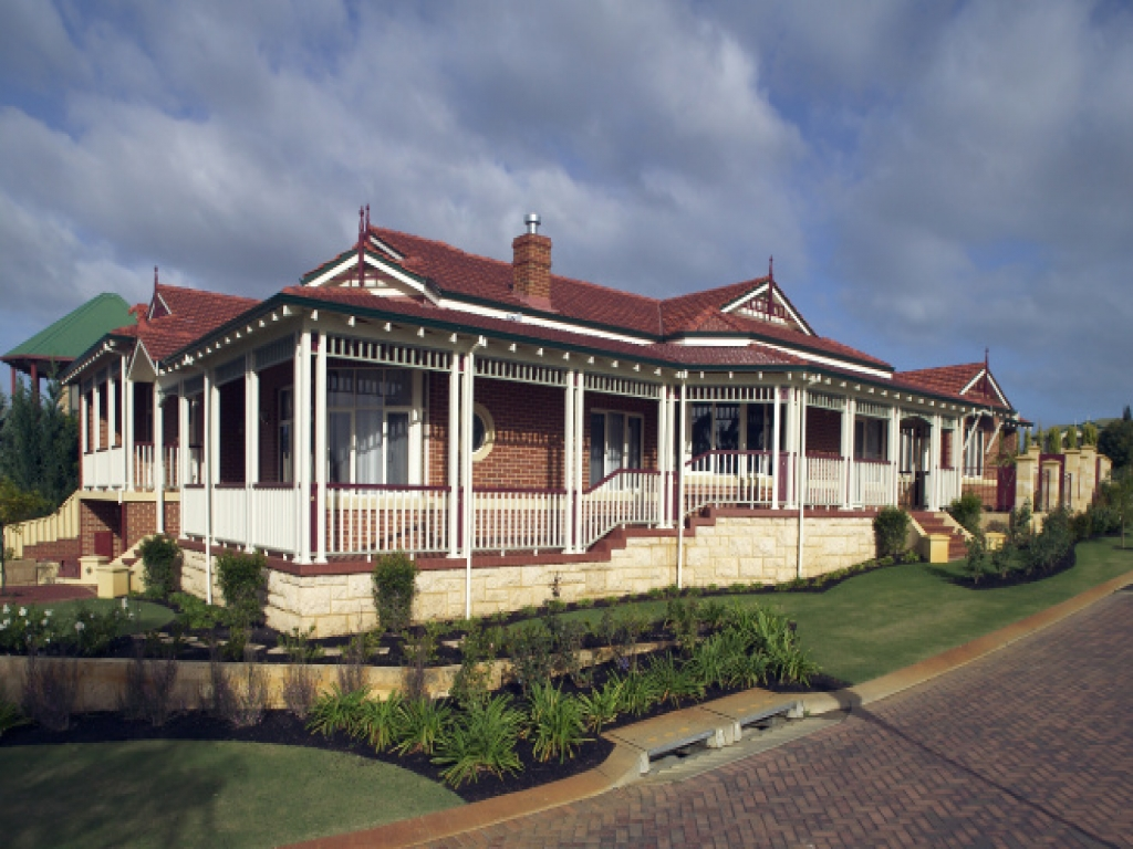 Federation Style Home Australian Federation Style Houses