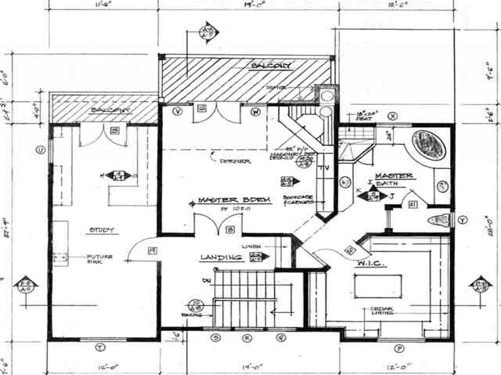 Craftsman open floor plans craftsman floor plan craftsman for Open floor plan craftsman