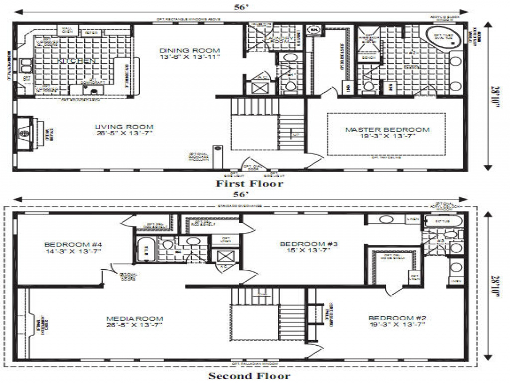 open floor plans small home modular home floor plans most