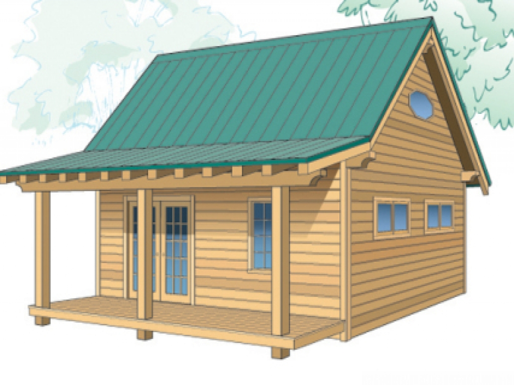 Small prefab cabin plans prefab cabins cottages tiny for Beach cabin kits
