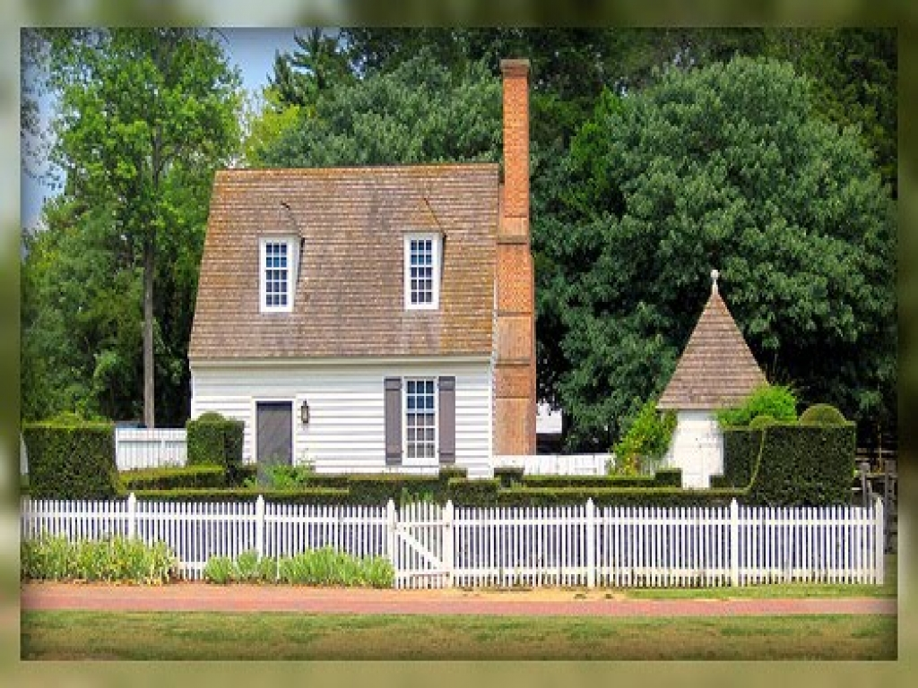 Small Colonial House Williamsburg Small Rustic House Plans