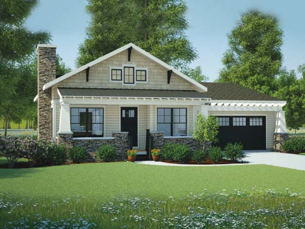 Economical Small Cottage House Plans Small Bungalow
