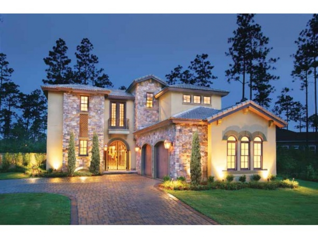 Mexican Style House Plans Spanish Style Home Plans