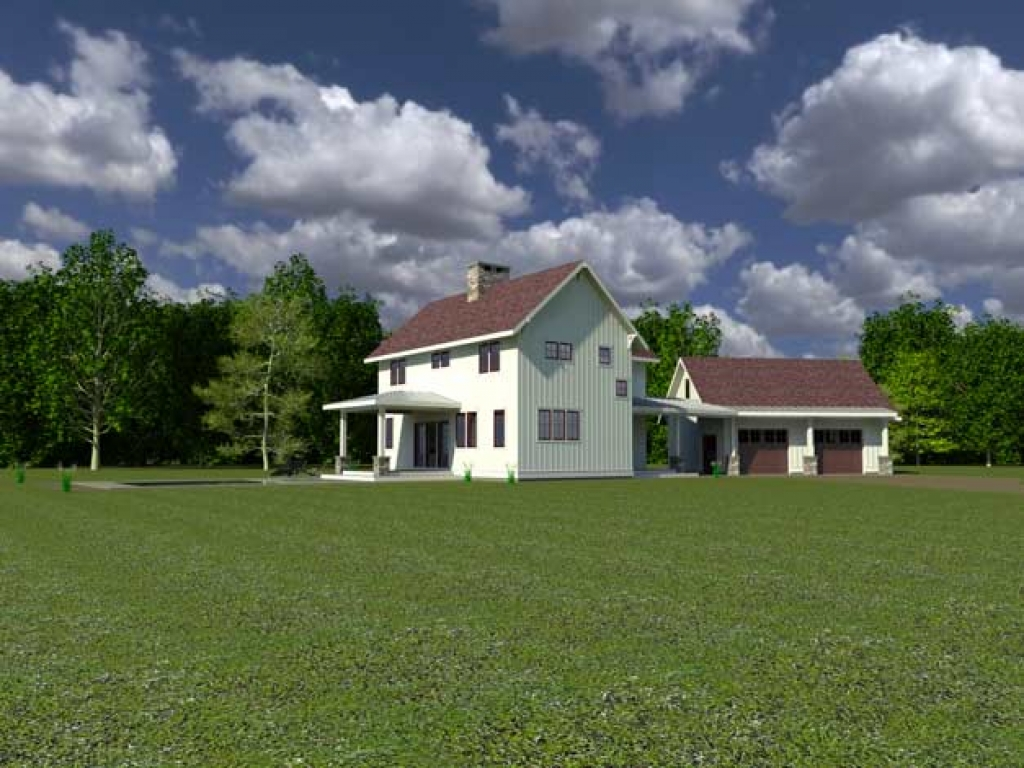 Award winning small modern house plans award winner award for Award winning ranch house plans