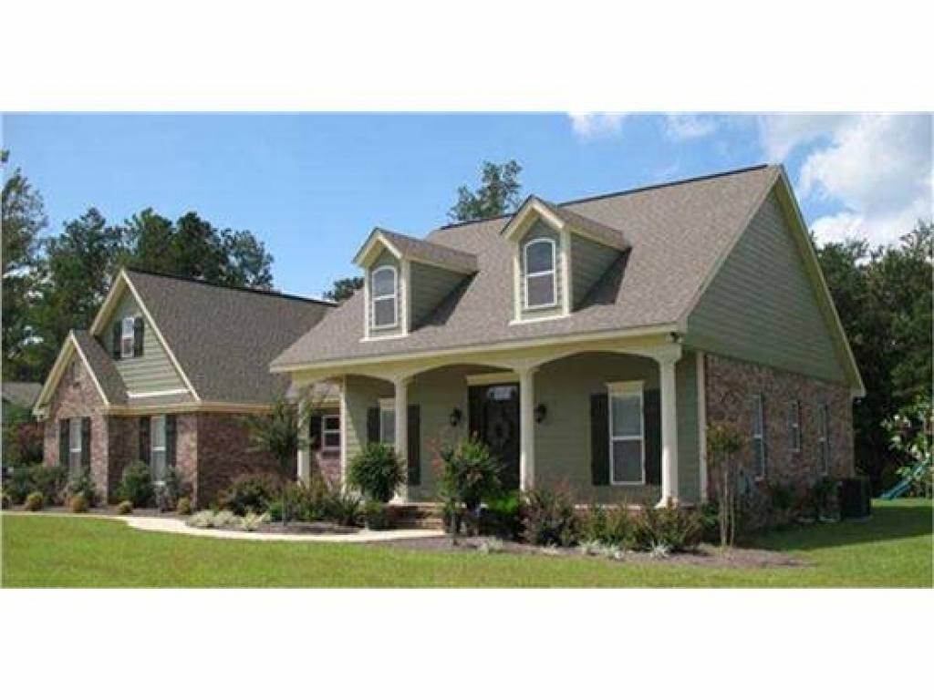Southern Style House Plans With Porches French Country