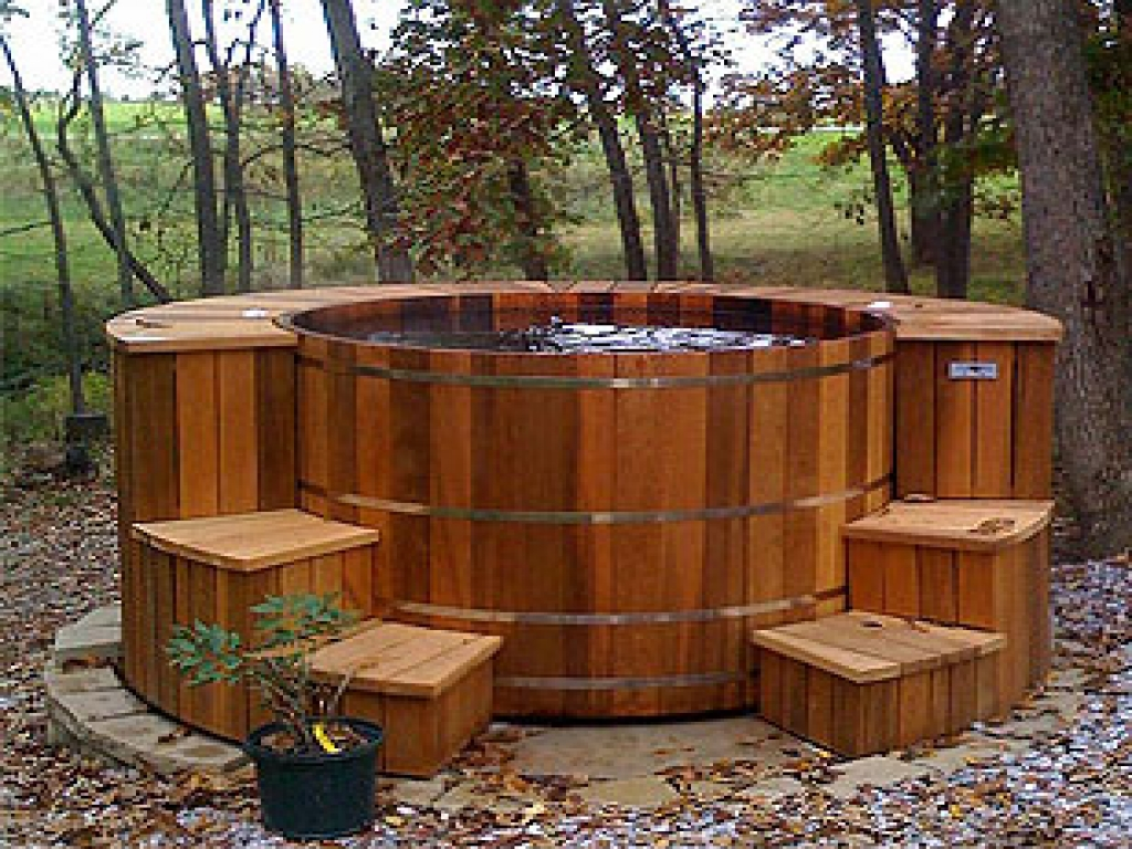 california cooperage redwood hot tub build redwood hot tub build your own house forum. Black Bedroom Furniture Sets. Home Design Ideas