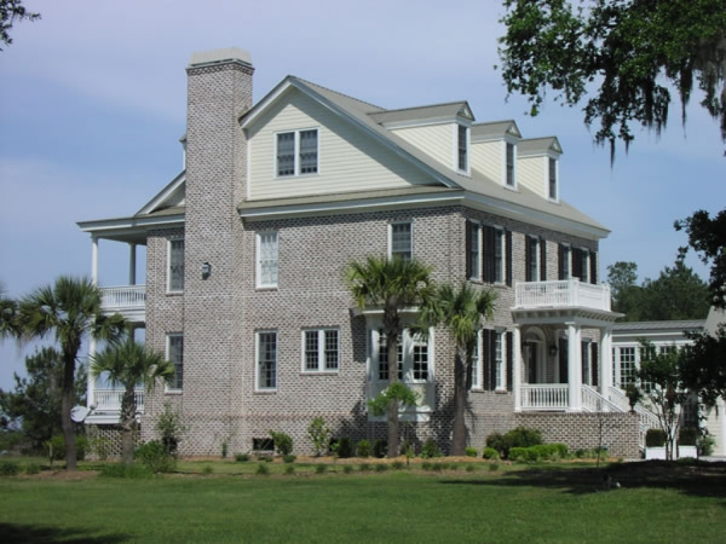 Southern colonial house plans traditional colonial house for Classic colonial home plans