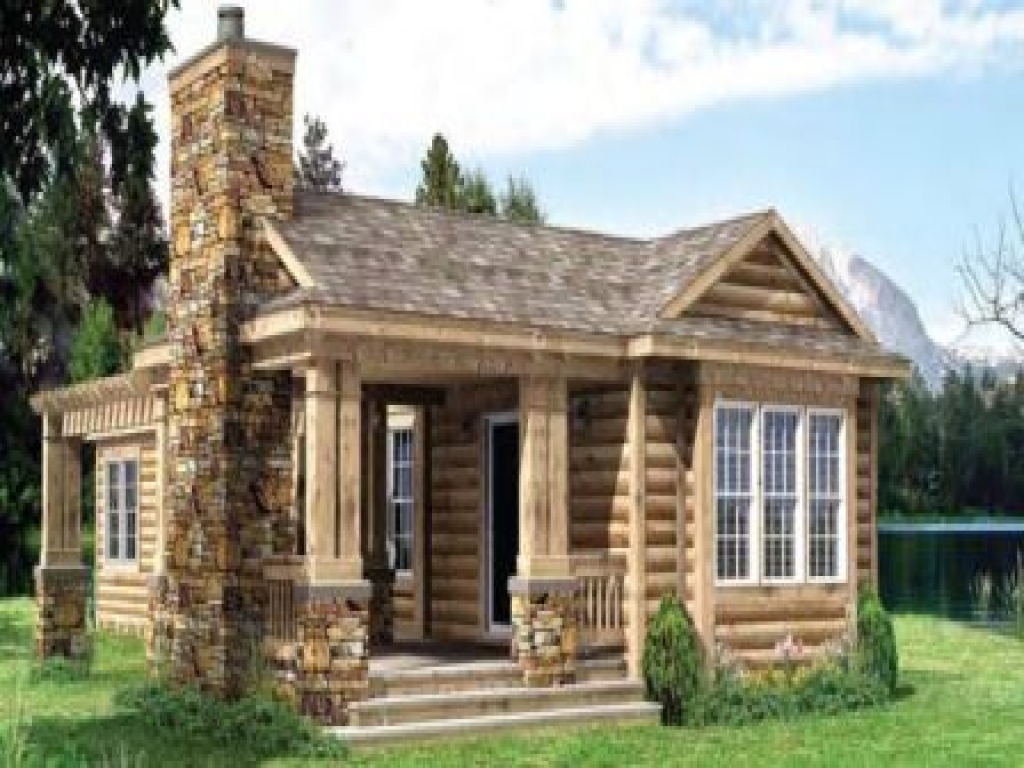 Design Small Cabin Homes Plans Cabin Home Plans And