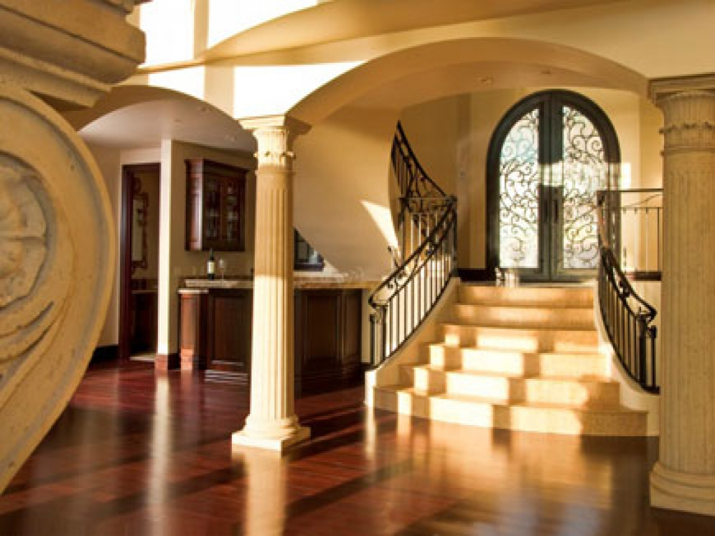 Tuscan style home interiors interiors of mediterranean for Tuscan home interiors