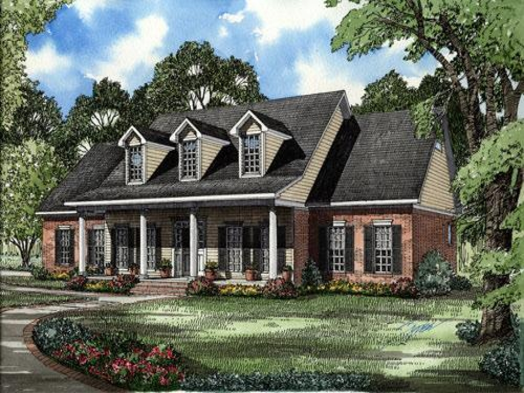 Cape Cod Style House Plans Contemporary Style House