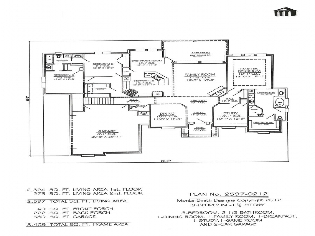 3 bedroom 2 bath apartment 3 bedroom 2 bathroom 1 story for 3 bedroom 1 story house plans