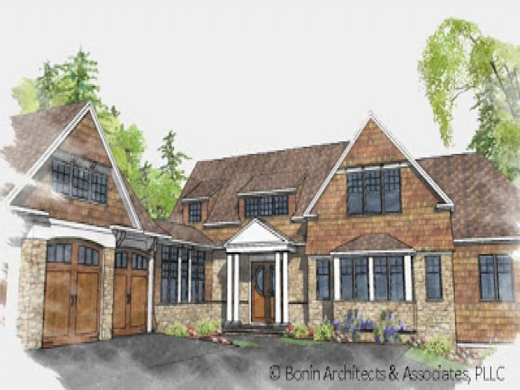 Lakefront property lakefront home design plans lake front for Lakeside home plans