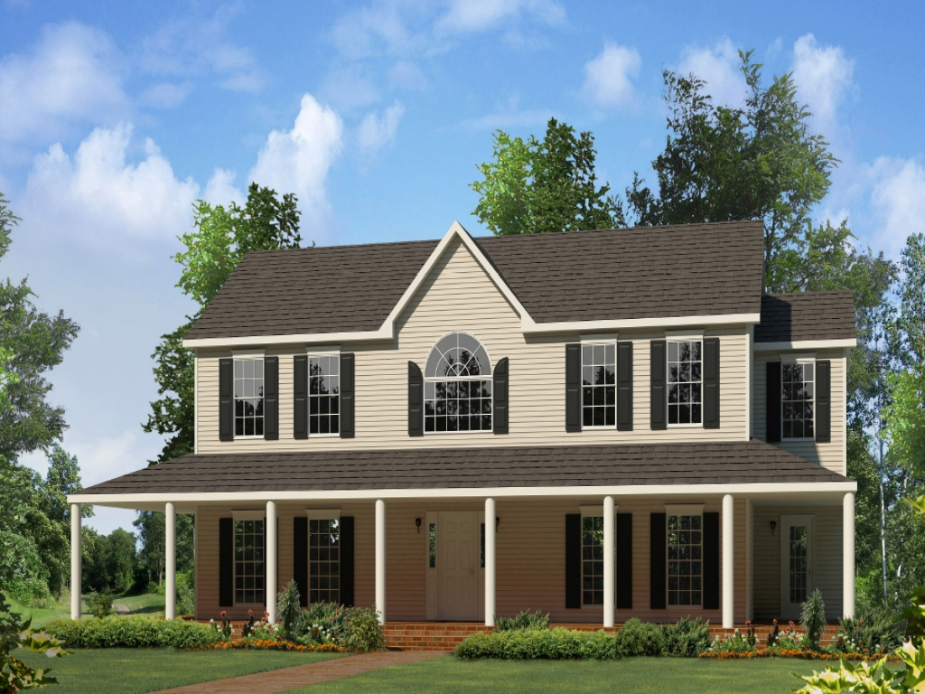 two story modular homes washington two story style modular. Black Bedroom Furniture Sets. Home Design Ideas