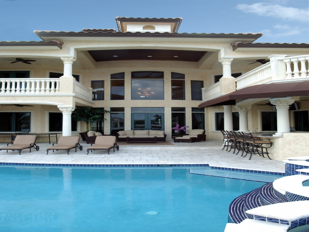 Luxury House Plans With Pools Luxury House Plans With