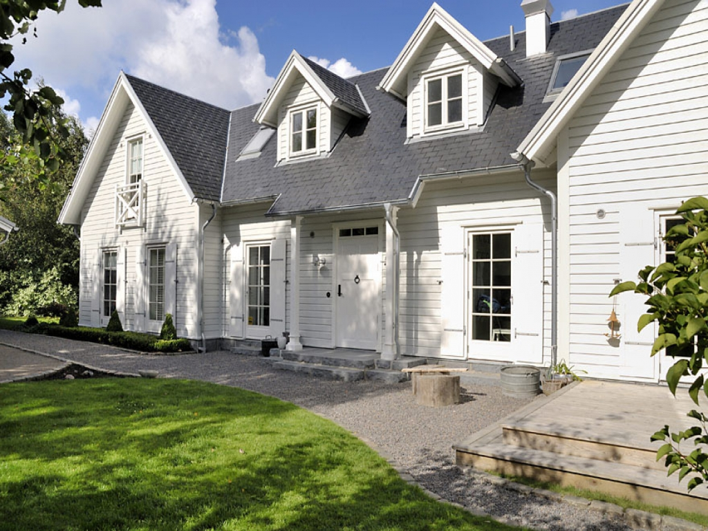 New england style house new england style home beautiful for New england architectural styles