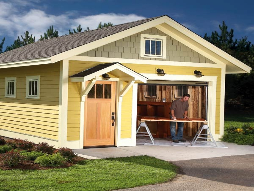 12x16 storage building plans handyman family handyman shed for Storage building designs