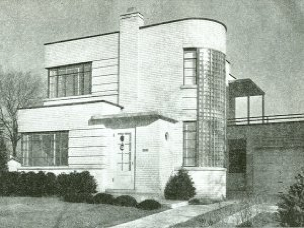 Art Deco House Interior Modern Art Deco House Plans Art