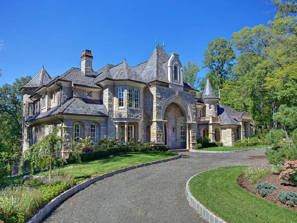 Luxury French Chateau House Plans Awnings French Chateau