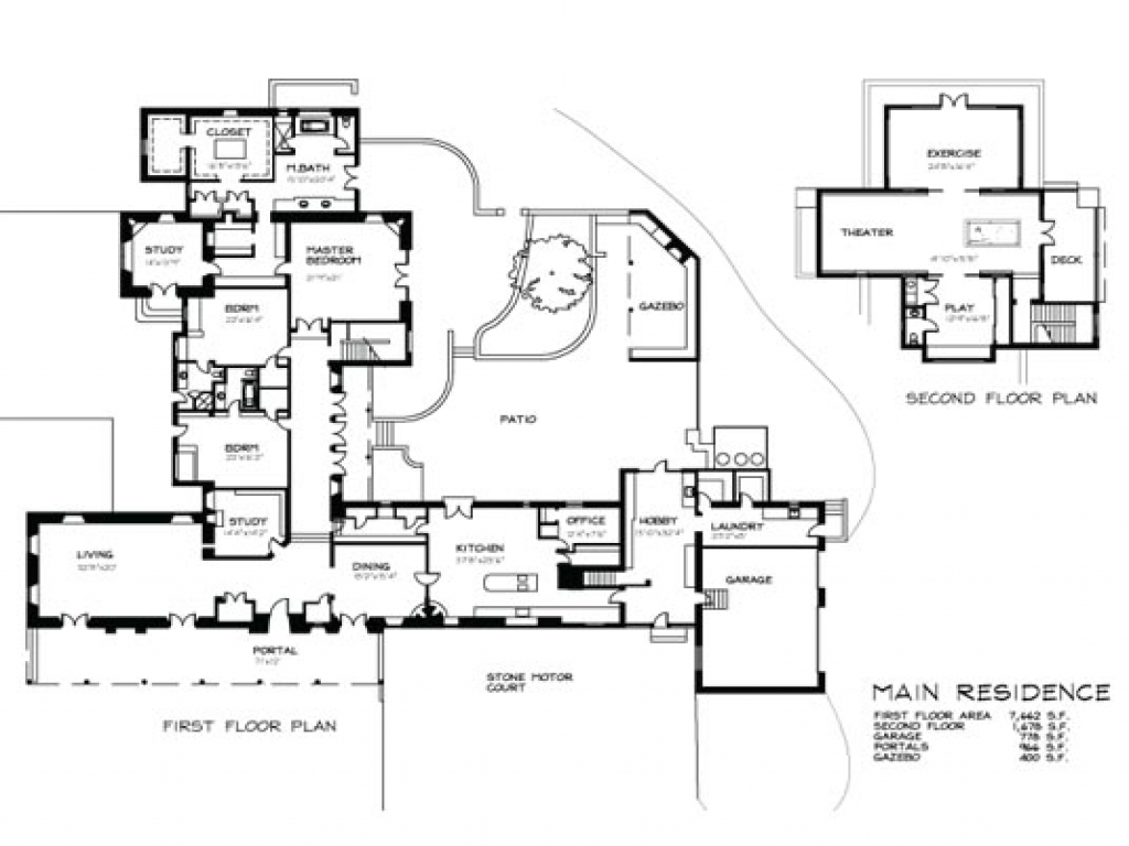 House plan article from this old house house plans with for Old ranch house plans