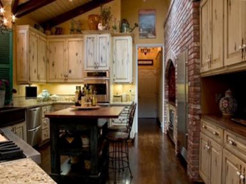 French country kitchen modern french country kitchen home for Modern home decor catalogs