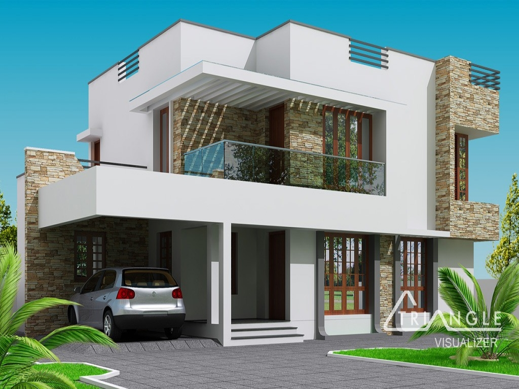 Kerala home design 2013 kerala home designs contemporary for Kerala home designs com